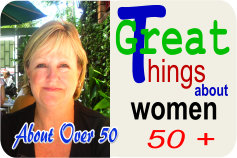 Fifty Plus: Women Hitting 50