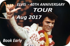 Elvis 40th Anniversary Country Music in Nashville