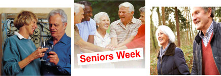 Getting Social - With Seniors Week